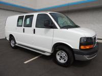 Savana G2500 Work Van HD and GM Certified. Here it is!