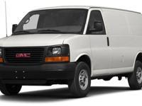 2014 GMC Savana Cargo Work Van For Sale.Features:Power