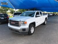 Recent Arrival! Sierra 1500 SLE, Extended Cab, EcoTec3