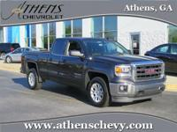 ONE OWNER and CLEAN HISTORY REPORT! This 2014 GMC