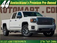 ***LOW MILES***CREW CAB***4X4***FULLY LOADED DENALI