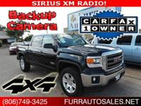 CARFAX ONE OWNER BEAUTY! What can you say about a truck