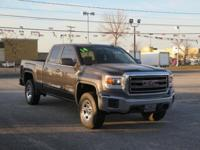 This 2014 GMC Sierra 1500 is loaded up with all of the