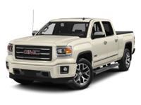 2014 GMC Sierra 1500 SLE Body Style: Truck Engine: