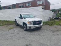 Drive away with this beautiful 2014 GMC Sierra. Down