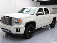 2014 GMC Sierra 1500 with 6.2L V8 Engine,Leather