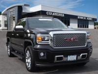 This 2014 GMC Sierra 1500 SLT comes equipped with