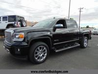 Look at this 2014 GMC Sierra 1500 Denali. Its Automatic