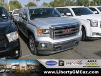 2014 GMC Sierra 1500 SLE RWD 6-Speed Automatic