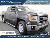 From city streets to back roads, this 1-OWNER 2014 GMC