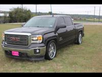 This GRAY 2014 GMC Sierra 1500 SLE might be just the
