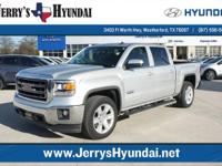 This 2014 GMC Sierra 1500 SLE TEXAS EDITION is offered