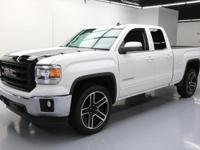 This awesome 2014 GMC Sierra 1500 comes loaded with the