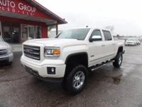 Options:  2014 Gmc Sierra 1500 All-Terrain Sle Package!