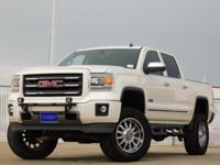 2014 GMC Sierra 1500 White Diamond Clearcoat 6-Speed