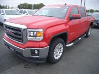 This outstanding example of a 2014 GMC Sierra 1500 SLE