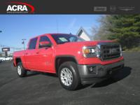A few of this used Sierra 1500's key features include: