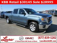1-Owner New Vehicle Trade! SLE 5.3 V8 Crew Cab 4x4.