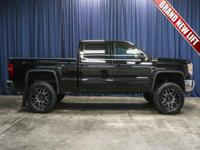 Clean Carfax One Owner 4x4 Truck with Brand New Lift!