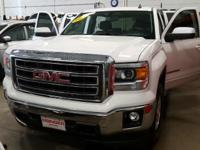 Recent Arrival! SLE White EcoTec3 4.3L V6 Flex Fuel