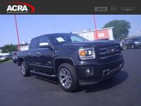 Used GMC Sierra 1500, options include:  Heated Mirrors,