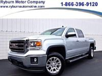 *Need a 4X4? Stop by and take this GMC Sierra 1500 for