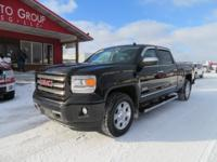 Options:  2014 Gmc Sierra 1500 All-Terrain Package! Z71