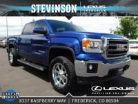 Stevinson Lexus of Frederick is offering this. 2014 GMC