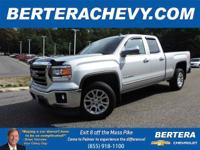 **ONE OWNER/CLEAN CARFAX** 4x4 Extended Cab SLE w/Z71,