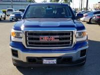 Options:  2014 Gmc Sierra 1500 Sle|Blue|6-Speed