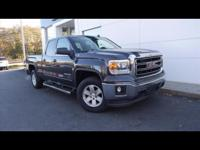 This 2014 GMC Sierra 1500 SLE is complete with
