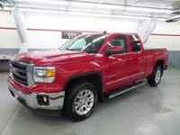 2014 GMC Sierra 1500 SLE Extended Cab, 4WD Clean