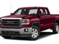 Options:  2014 Gmc Sierra 1500 Sle Miles: 37328Color: