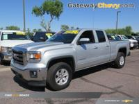 4WD. Ready to roll! Are you READY for a GMC?!Tired of