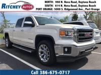 CERTIFIED PRE-OWNED 2014 GMC SIERRA 1500 SLT 2WD CREW