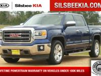 This 2014 GMC Sierra 1500, stock# SK1213, has only