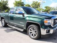 Sierra 1500 SLT. Yes! Yes! Yes! Flex Fuel!   Take your