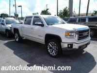 Options:  2014 Gmc Sierra 1500 Slt 4X4 4Dr Crew Cab 5.8