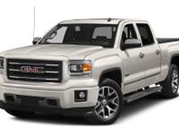 This 2014 GMC Sierra 1500 SLT features a remote
