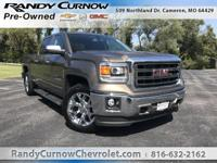 Options:  2014 Gmc Sierra 1500 Slt|Bronze Alloy