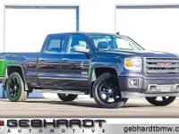 CARFAX One-Owner. Stealth Gray Metallic 2014 GMC Sierra