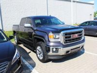 Clean CARFAX. Bronze Alloy Metallic 2014 GMC Sierra