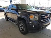 Iridium Metallic 2014 GMC Sierra 1500 SLT All Terrain