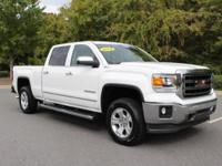 Sierra 1500 SLT, 6-Speed Automatic Electronic with