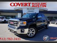 4x4 2014 GMC Sierra 1500 SLT Edition is an awesome
