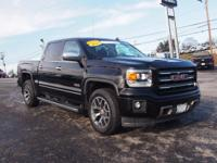 You'll love the look and feel of this 2014 GMC Sierra