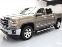 This awesome 2014 GMC Sierra 1500 4x4 comes loaded with