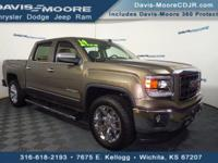 Introducing the 2014 GMC Sierra 1500! The safety you