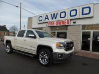 Options:  2014 Gmc Sierra 1500 Slt|White|4Wd|Bose