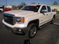 Looking for a clean, well-cared for 2014 GMC Sierra